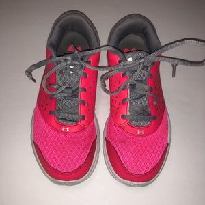 Under Armour Little Girl Sneakers